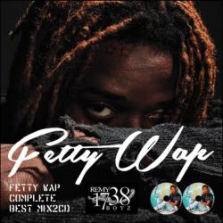 いま最も旬な男!片目ラッパー「Fetty Wap」 ベスト!【MixCD】Fetty Wap Complete Best Mix -2CD-R- / Tape Worm Project【M便 2/12】