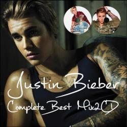 話題曲収録!彼のアレもコレも聴きたい方へ!!【MixCD・MIX CD】Justin Bieber Complete Best Mix -2CD-R- / Tape Worm Project【M便 2/12】