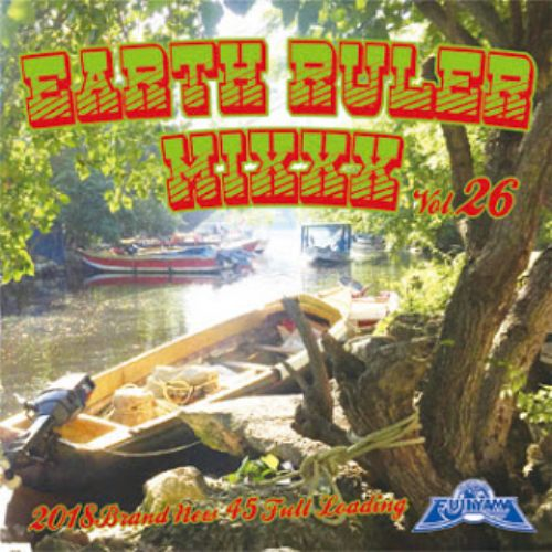 最新最速Dancehall Mix第26弾!【洋楽CD・MixCD】Earth Ruler Mixxx Vol.26 / Acura from Fujiyama【M便 1/12】