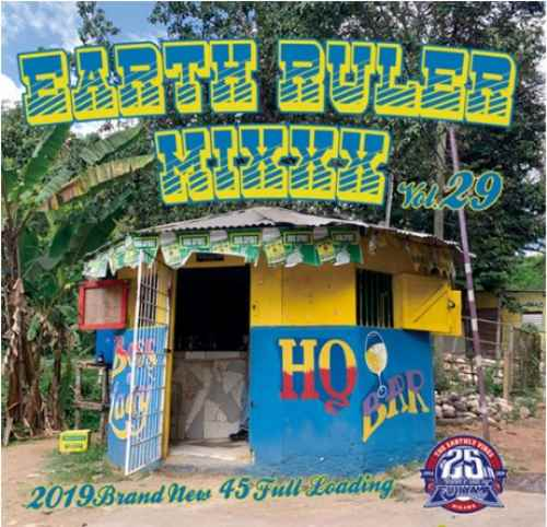 2019年総決算! 洋楽CD MixCD Earth Ruler Mixxx Vol.29 / Acura from Fujiyama【M便 1/12】