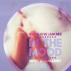 黒さ、エロさ、哀愁をテーマにMix。極上Slow Jam Mix。【MixCD・MIX CD】In The Mood Vol.9 / DJ Garnet【M便 2/12】