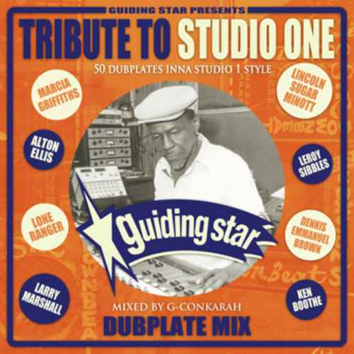 G-Conkarah レゲエ ダブプレートTribute To Studio One Dubplate MIX / G-Conkarah