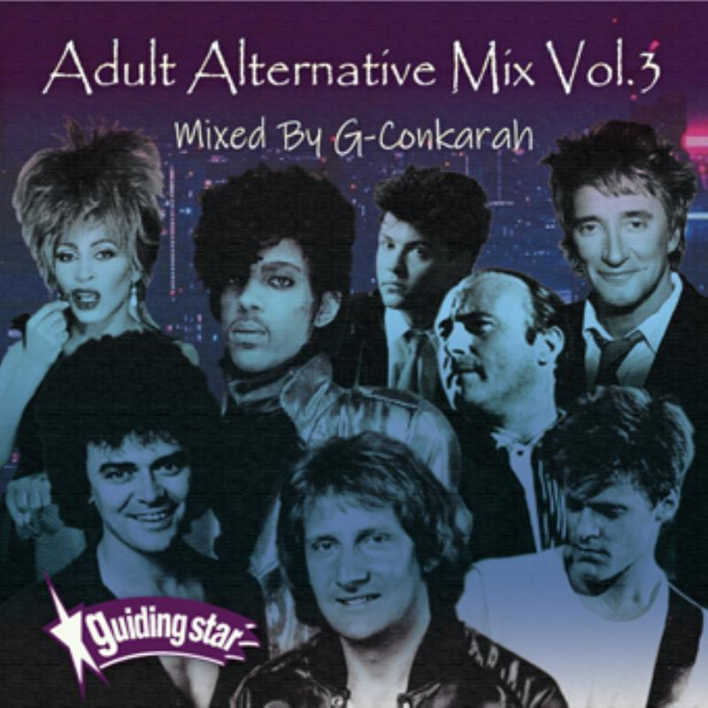 Adult oriented songをセレクト! 洋楽CD MixCD Adult Alternative Mix Vol.3 / G-Conkarah Of Guiding Star【M便 1/12】