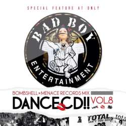 ダンサーのための、ダンサーによる踊れる一枚!!【MixCD】Dance CD Vol.8 -Special Feature At Only Bad Boy Entertainment!!- / DJ George【M便 2/12】