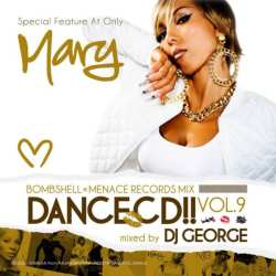 ダンサーによる踊れる一枚!!【MixCD】Dance CD Vol.9 -Special Feature At Only Mary J Brige!!- / DJ George【M便 2/12】