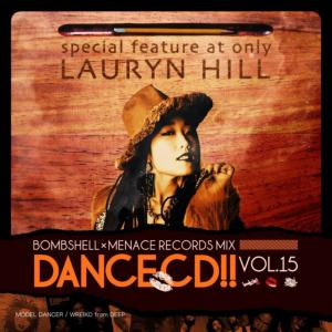 今回はローリンヒル特集!!!【洋楽 MixCD・MIX CD】Dance CD Vol.15 -Special Feature At Only Lauryn Hill- / DJ George【M便 2/12】