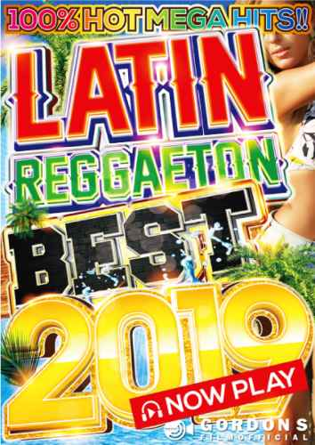 2019年熱スギるラテンブーム到来!【洋楽DVD・MixDVD】Latin Best 2019 Now Play / Gordon S Films【M便 6/12】