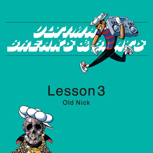 いよいよラストを飾る第三弾が登場!【洋楽CD・MixCD】Ultimate Breaks & Beats -Lesson 3- / Old Nick aka DJ Hasebe【M便 1/12】