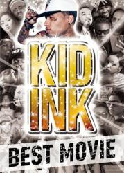 海外直輸入!イケメンラッパーKid InkのベストDVD!【DVD・MIX DVD】Kid Ink Best Movie / V.A【M便 6/12】