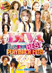 PV集・名曲・LMFAO・ニーヨ【DVD】Diva Best Of Best -Playback Hits- / I-Square【M便 5/12】