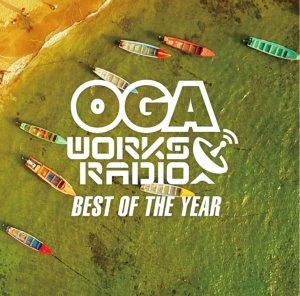 【洋楽CD・MixCD】Oga Works Radio Mix Vol.6 -Best Of The Year- 2017 / Oga