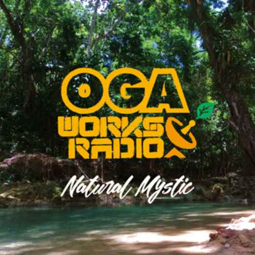 自然の中で聴きたいレゲエがテーマ!【洋楽CD・MixCD】Oga Works Radio Mix Vol.12 -Natural Mystic- / Oga Jah Works【M便 1/12】