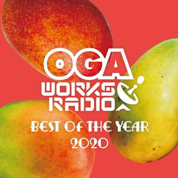 BigtuneたちをオガラジStyleでノンストップMix! 洋楽CD MixCD Oga Works Radio Mix Vol.16 -Best Of The Year 2020- / Oga【M便 1/12】