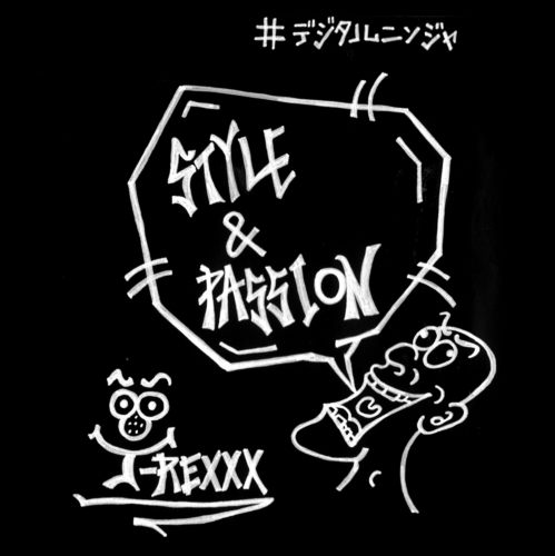 J-Rexxxによる6曲入りのEP!【CD】Style & Passion / J-Rexxx【M便 1/12】