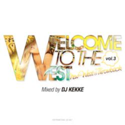 ウェッサイ【MixCD】Welcome to the West Vol.3 -New West & Throwback- / DJ Kekke【M便 1/12】