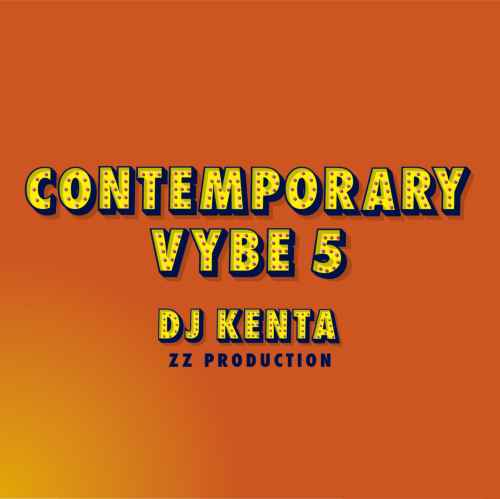 DJ Kenta ケンタ R&B オルタナティブContemporary Vybe 5 / DJ Kenta (ZZ Production)