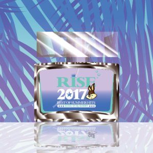 オイシイところ取りの一枚 !【洋楽CD・MixCD】Rise 2017 -Best Of Summer Hits- / DJ Kohey【M便 2/12】