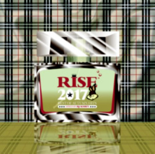 2017年秋・決定盤ベスト!【洋楽CD・MixCD】Rise 2017 -Best Of Autumn Hits- / DJ Kohey【M便 2/12】