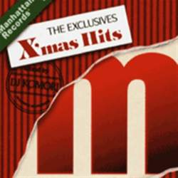 R&B・クリスマス【MixCD】Manhattan Records The Exclusives Xmas Hits / DJ Komori【M便 2/12】