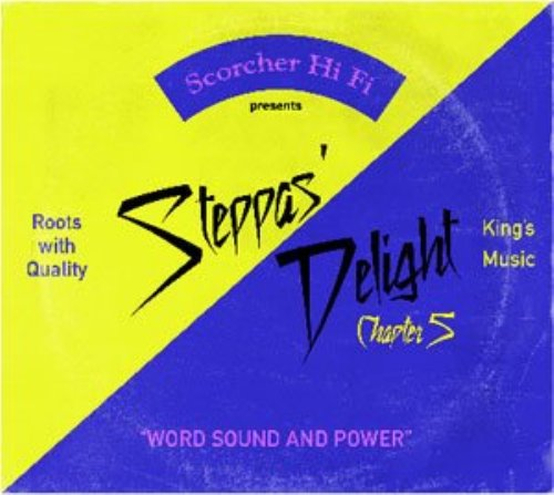 Scorcher Hi Fiの人気シリーズ!【CD・MixCD】Steppas Delight Chapter 5 / Scorcher Hi Fi【M便 2/12】