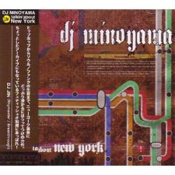 New YorkのアンセムチューンをジャンルレスにMix!!【MixCD・MIX CD】Talkn' About New York / DJ Minoyama【M便 2/12】