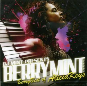 甘酸っぱくて後味爽やか♪【洋楽 MixCD・MIX CD】Berry Mint Vol.9 -Berry Best of Alicia Keys- / DJ Mint【M便 2/12】