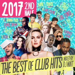2017年後半クラブヒッツの集大成!【洋楽CD・MixCD】The Best Of Club Hits 2017 2nd Half / DJ Mint【M便 2/12】