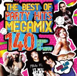 The Best Of Party Hits 140 -2MixCD- / DJ Muto【M便 2/12】