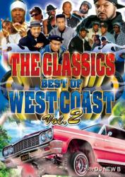 ウエッサイの名曲&超人気曲!【DVD】Best Of Westcoast Vol.2 / DJ New B【M便 6/12】