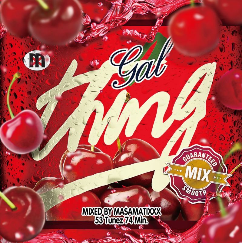 大人気ギャルチューンMIX!【洋楽CD・MixCD】Gal Thing vol.9 / DJ Masamatixxx【M便 2/12】