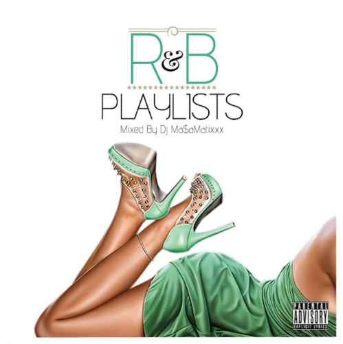 2019最新のR&Bが満載のスムースMix!2【洋楽CD・MixCD】R&B Playlist Vol.2 / DJ Ma$amatixxx【M便 1/12】