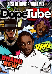 ヒップホップのVideoMix!【洋楽DVD・MixDVD】DopeTube -Best Of Hip Hop Video Mix- Vol.1 / V.A【M便 6/12】