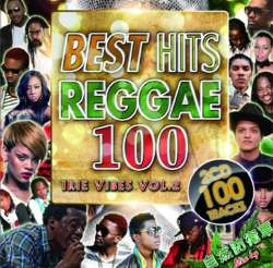 レゲエ・名曲【MixCD】Best Hits Reggae 100 -2CD- / 自然防衛軍【M便 2/12】