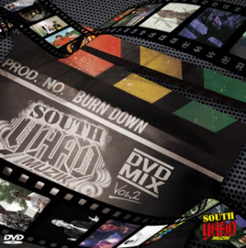 歴史が詰まった完全究極盤!【DVD】South Yaad Muzik DVD Mix Vol.2 / Various【M便 2/12】