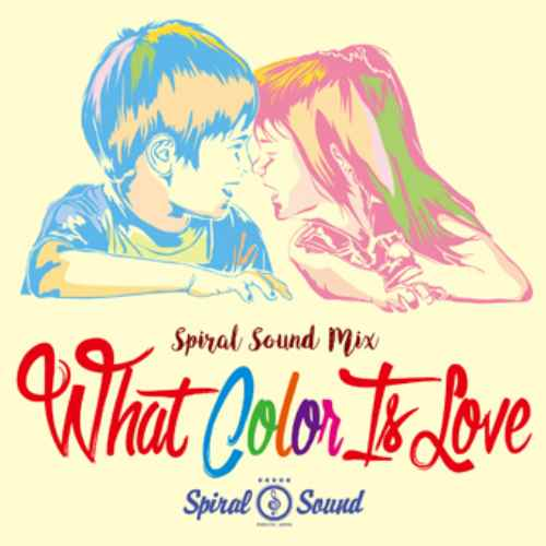Spiral Sound スパイラルサウンド レゲエ R&B Slow Jam  Soul PopsWhat Color Is Love / Spiral Sound