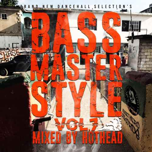 ジャマイカのVybzを全開で感じれる1枚 洋楽CD MixCD Bass Master Style Vol.7 / Street Hero Records【M便 1/12】
