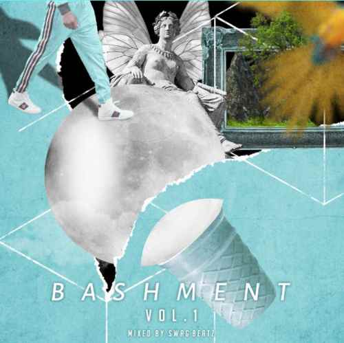 初めてDancehallのMixCDを聴く人でも最適!【洋楽CD・MixCD】Bashment Vol.1 / Swag Beatz【M便 1/12】