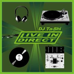 Live In Direct / DJ Ta-Shi【M便 2/12】