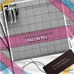 Fall In 90's -Standard R&B Collection- / DJ Task Nakatani【M便 2/12】