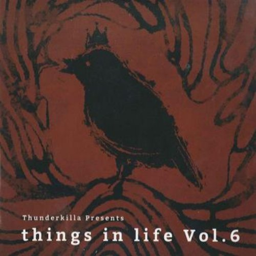 レゲエThings In Life Volume 6 / Thunder Killa