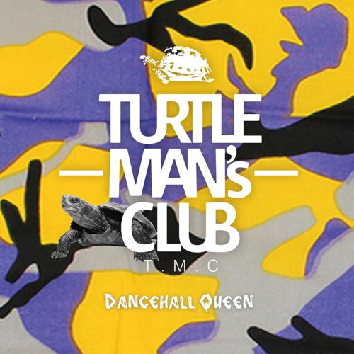 90年代ダンスホール!【洋楽CD・MixCD】Dancehall Queen -90s & Early 2000s Dancehall Reggae- / Turtle Mans Club【M便 1/12】