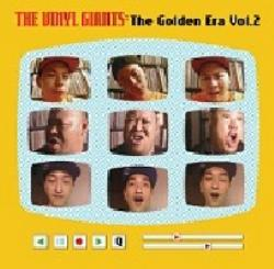 90年代・ヒップホップ・黄金期【MixCD】The Golden Era Vol.2 -Hip Hop Classics Masterpiece Mix- / The Vinyl Giants (DJ DDT-Tropicana, DJ Mappy & MC Magi)【M便 2/12】