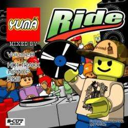 Ride Vol.8 / DJ Yuma【M便 1/12】