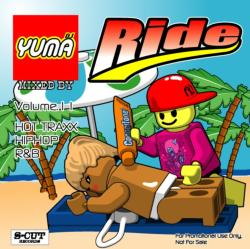 Ride Vol 11 / DJ Yuma【M便 1/12】