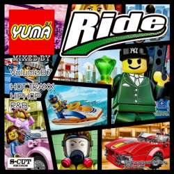 Hip HopからR&BまでのSmoothな選曲!【MixCD】Ride Vol.87 / DJ Yuma【M便 2/12】