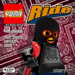Hip Hop、R&BのMixCDといったらコレ!!【MixCD】Ride Vol.99 / DJ Yuma【M便 2/12】