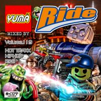 最新Hip Hop, R&Bならお任せ下さい!【洋楽 MixCD・MIX CD】Ride Vol.119 / DJ Yuma【M便 2/12】