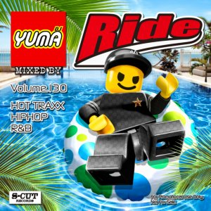 最新Hip Hopが今アツイ!!【洋楽CD・MixCD】Ride Vol.130 / DJ Yuma【M便 2/12】