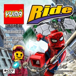最新Hip Hop、R&Bを聴かなきゃ!!【洋楽CD・MixCD】Ride Vol.131 / DJ Yuma【M便 2/12】