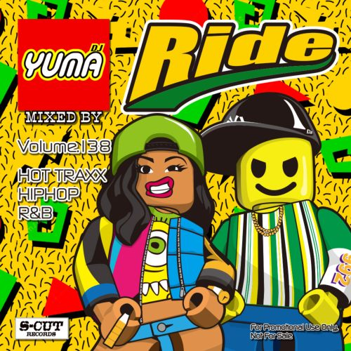 Hip Hop、R&Bの最新曲をチェック!【洋楽CD・MixCD】Ride Vol.138 / DJ Yuma【M便 2/12】